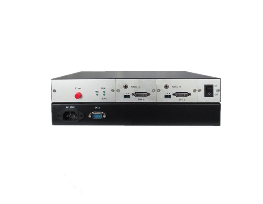 2路DVI高清光端机